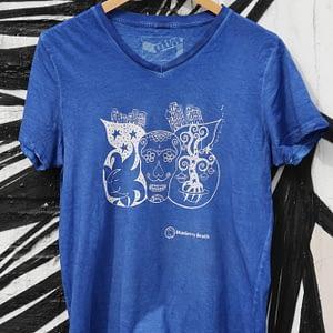 Sugar skull men / unisex T-shirt (m)