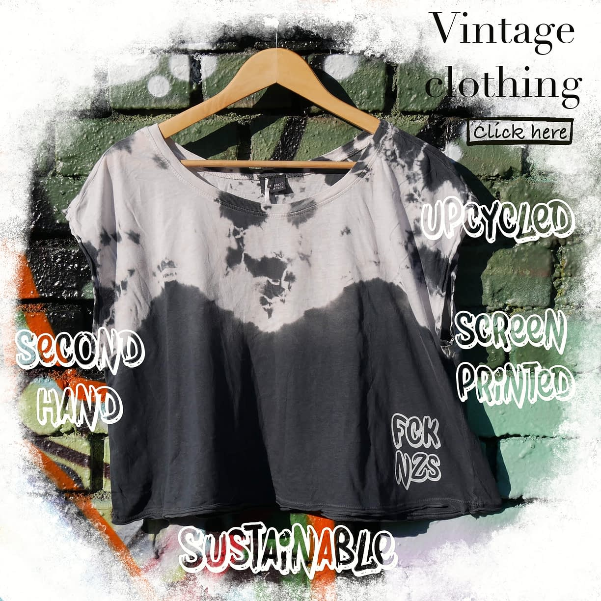 vintage upcycled clothes