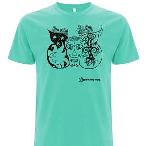 Sugar skull men t-shirt
