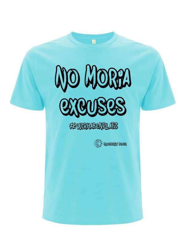 Blue no Moria excuses