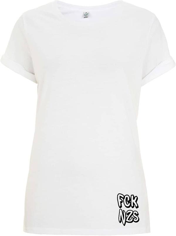 FCK nzs white t-shirt