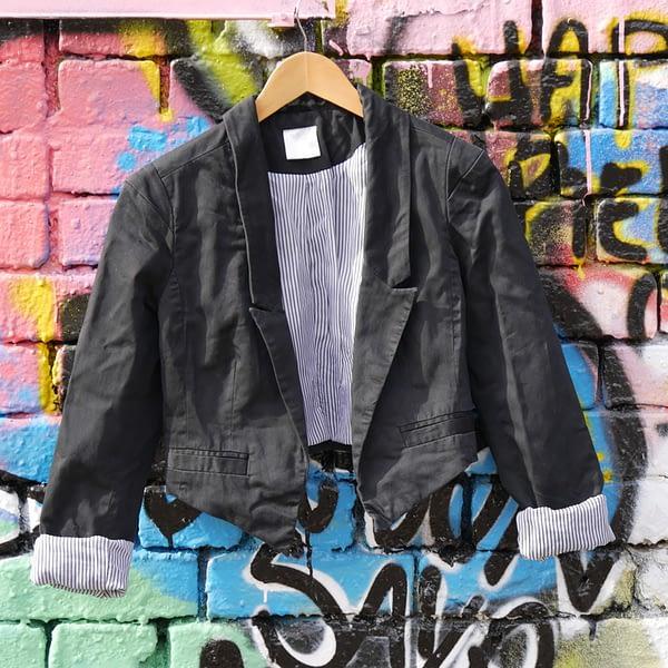 fck nzs upcycled back jacket