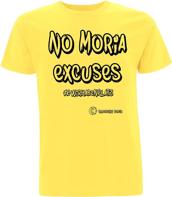 Yellow no Moria excuses