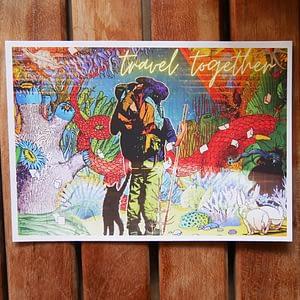 travel together by joshua parksteinhoff