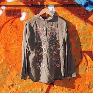 beautiful embroidered shirt