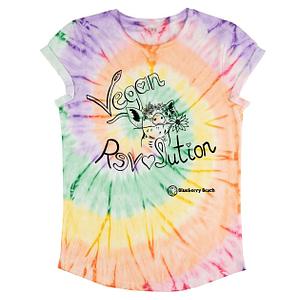 Vegan revolution tie dye